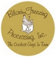 Biloxi Freezing Processing logo